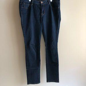 CAbi Bootcut Medium Wash Jeans